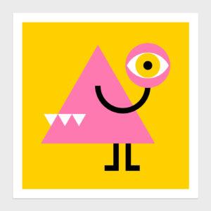 Baby Monster #01
