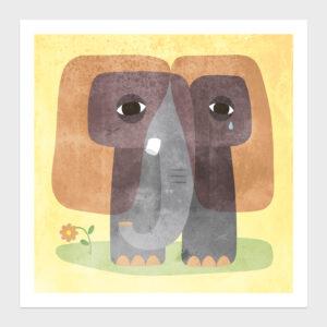 Pauvre éléphant